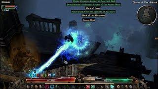 1 0 5 1] Grim Dawn Grim Fate Shield Chaos Pyromancer - Last Boss