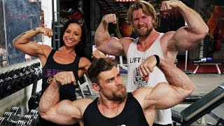 Buff Grrrl - BICEPS & TRICEPS ARMS WORKOUT - 12WP P4D4 by Buff Dudes