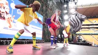 Sho Madjozi At #fillupFNBstadium