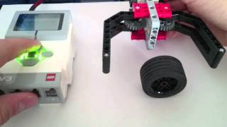 Most Simple EV3 Robot Claw
