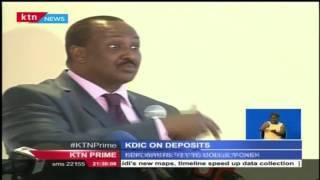 Kenya Deposit Insurance Corporation is raising alarm over failure of depositors to claim their cash