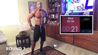 15 Min Full Body ONE DUMBBELL Workout (wo Warmup)   UMC (Ultimate Muscle Confusion)