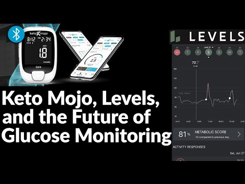 Keto Mojo, Levels Health and The Future of Glucose Monitoring