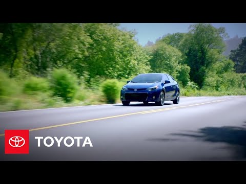 Toyota Corolla video