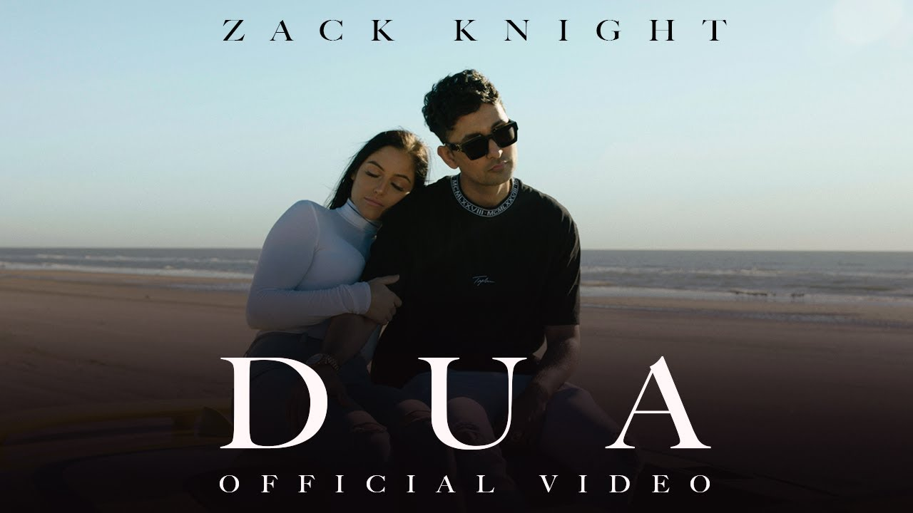 Dua Official By Zack Knight