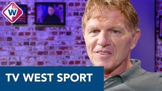 Kritische Fons Groenendijk te gast in TV West Sport   06-09-2019 - OMROEP WEST SPORT
