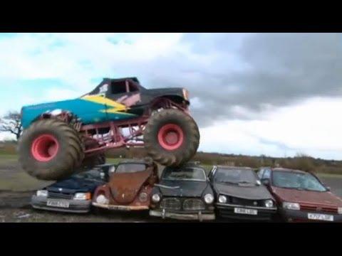 Monster Truck Nuns – Top Gear – BBC