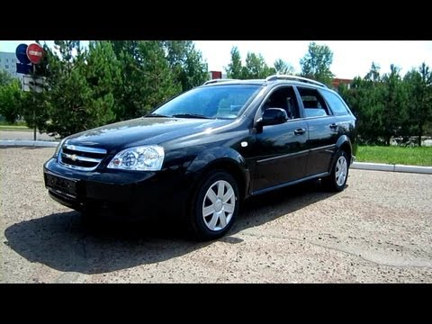 2012 Chevrolet Lacetti. Start Up, Engine, and In Depth Tour.