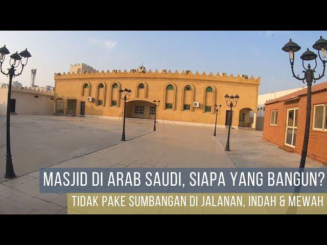 Antara Masjid di Indonesia dan Arab Saudi