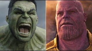 Cómo Hulk Podría Matar A Thanos