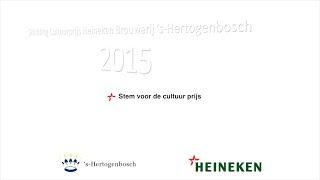 preview picture of video 'Cultuurprijs 's-Hertogenbosch 2015'
