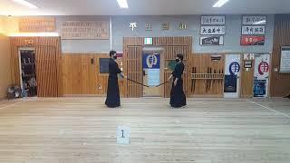 동수원검도관 참가기념사진