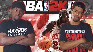THE ULTIMATE CHEATER!! - NBA 2K11 Gameplay   #ThrowbackThursday ft. Juice