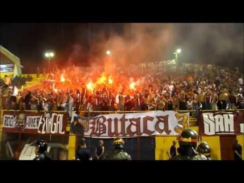 """GRANADICTOS 24 en Maracay | 5ta Jornada TA2013"" Barra: Granadictos • Club: Carabobo"