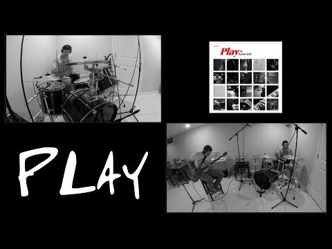 Dave Grohl- Play- Bass and Drum Cover