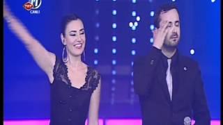 Sevcan Orhan & Onur Şan - Ela Gözlüm Ben Bu Elden Gidersem { Dillere Destan } 11.05.2012