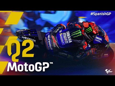 MotoGP 2021 第4戦スペインGP 予選Q2ハイライト動画