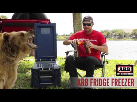 ARB Fridge Freezer Review (Video) | Morris 4×4 Center
