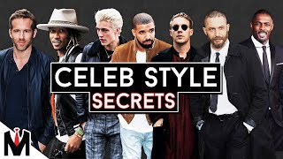 5 Celebrity Style Secrets NOBODY Wants You To Know! | Male Fashion Icons Best Tips To Look Good