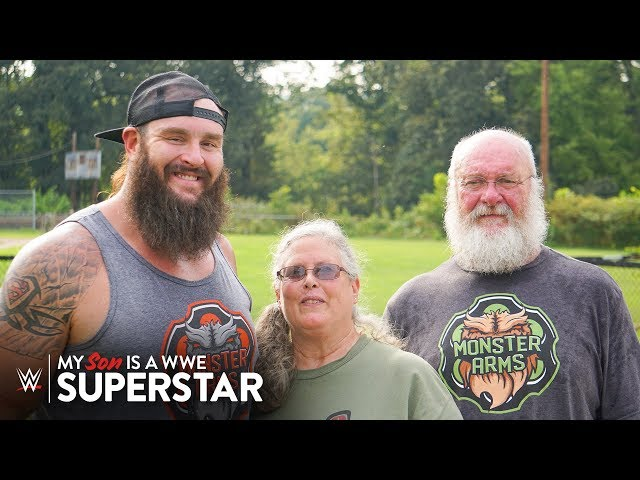 Braun Strowman's parents on raising a Monster: My Son is a WWE Superstar