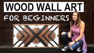 Wood Wall Art For Beginners