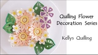 Quilling Comb Flower Quilling Flowers Tutorial Paper Quilling