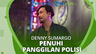 Denny Sumargo Penuhi Panggilan Polisi Terkait Kasus Penipuan Mantan Managernya DA