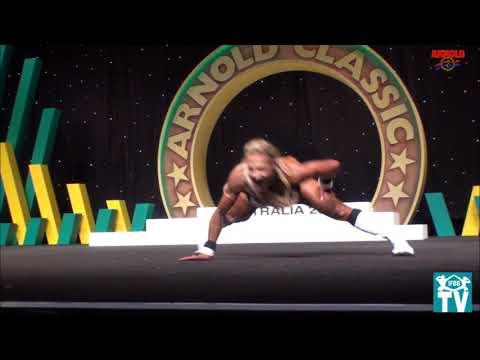 Arnold Classic Australia 2016 pro-fitness