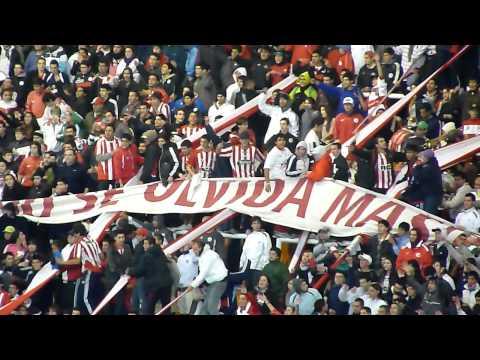"""""""""""Ser del Pincha es un sentimiento"""" + locura de la gente en el final / EDLP 1 - 0 G"""" Barra: Los Leales • Club: Estudiantes de La Plata"""