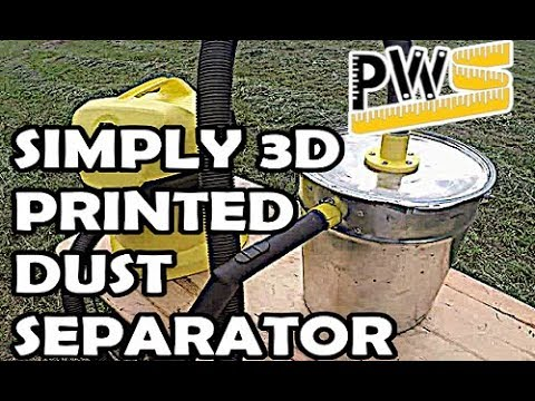 Simply 3D printed...