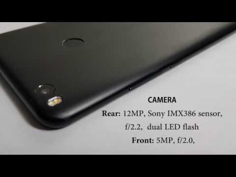 Xiaomi Mi Max 2 First Look