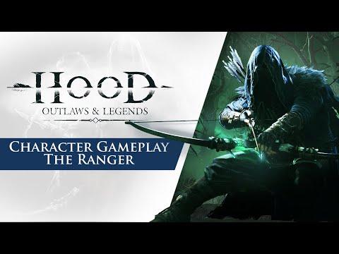 Character Gameplay Trailer   The Ranger de Hood: Outlaws & Legends