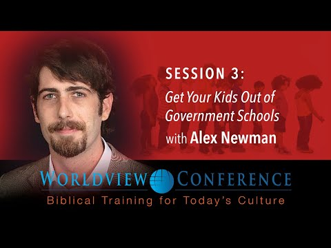 , title : 'Alex Newman: Get Your Kids Out of Government Schools
