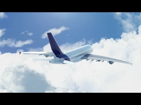 Airplane Safety Video Image