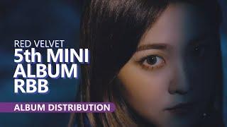 Gambar cover RED VELVET 레드벨벳 - 5th Mini Album RBB | Album Distribution
