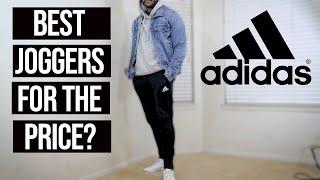 Adidas Mens Joggers Tiro 19/17 Review
