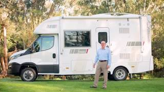 Sunliner RV Pinto Motorhome Tour
