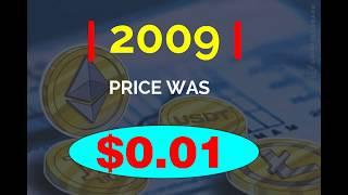 War Kostet ein Bitcoin 2009?