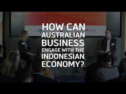 How Can Australian Business Engage With The Indonesian Economy? - Stephanie Fahey