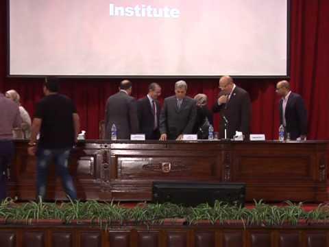 حفل تكريم أعضاء هيىْة التدريس أصحاب البحوث العلمية المنشورة دوليآ - الجزء الثالث