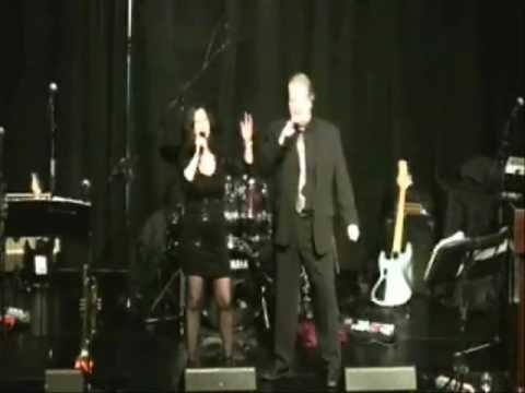 THEIR VOICE - song for the Homeless - LIVE PERFORMANCE Cheryl Cerri & Patrick Foote
