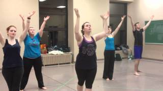 Circle of Life - Broadway Off-Broadway Dance Bootcamp (Lion King)