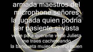 Cartel De Santa Ft Julieta Venegas   Lento ( Con Letra ) Remix.