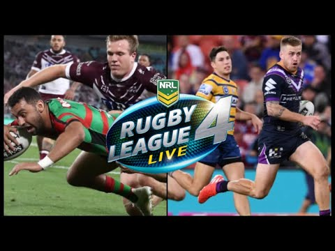 RLL4 TIPS RABBITOHS VS MANLY & STORM VS EELS (2019 NRL FINALS WEEK 2)