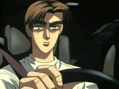 Cap 14 – Initial D First Stage Español Latino