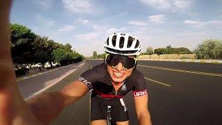 107 Km Bisiklet Yarışı -  Ölümüne Bastım !