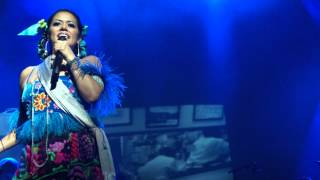 "Lila Downs ""Cama De Piedra"" & ""Fallaste Corazon"" Ikeda Theatre Mesa Arizona 4 12 13"