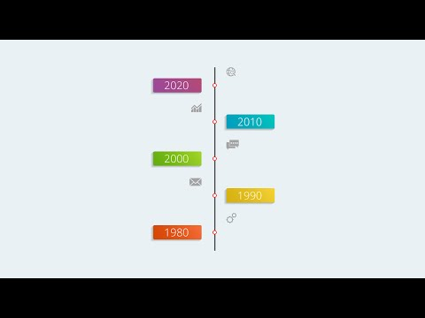 Learn to design a CSS3 timeline