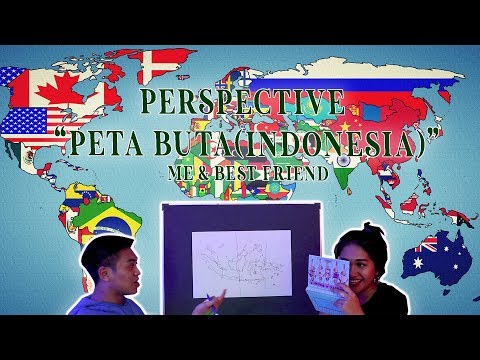 PERSPECTIVE || PETA BUTA (INDONESIA)