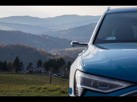 Test samochodu Audi e-tron